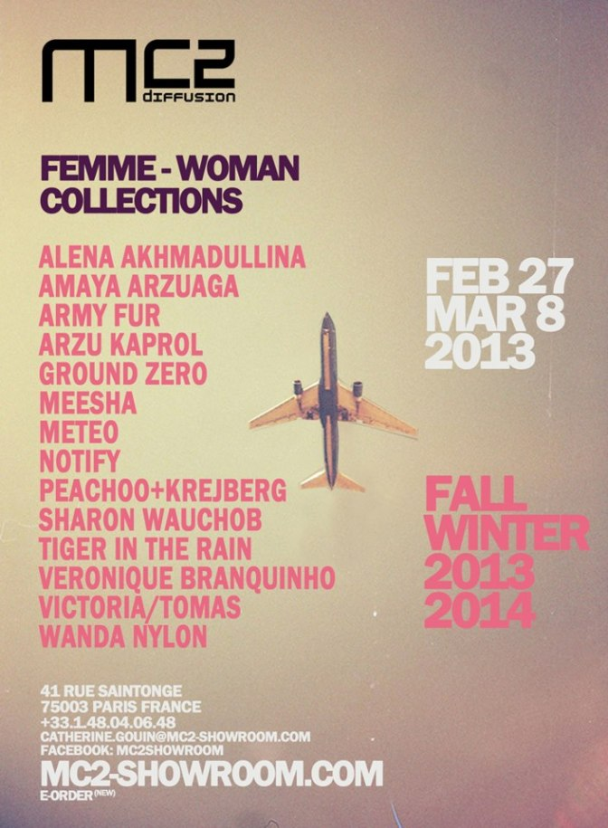 WOMEN'S COLLECTIONS FEB 27/MAR 8 2013