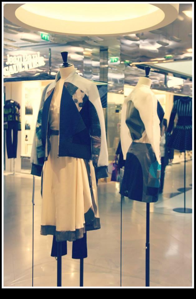 CHRISTINE PHUNG x Galeries Lafayette