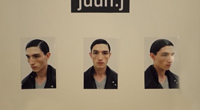 JUUN J.'s FASHION SHOW @PALAIS DE TOKYO