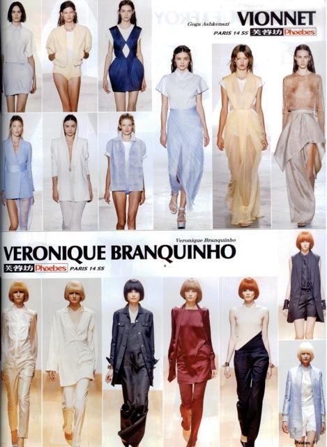 VERONIQUE BRANQUINHO x Phoebes