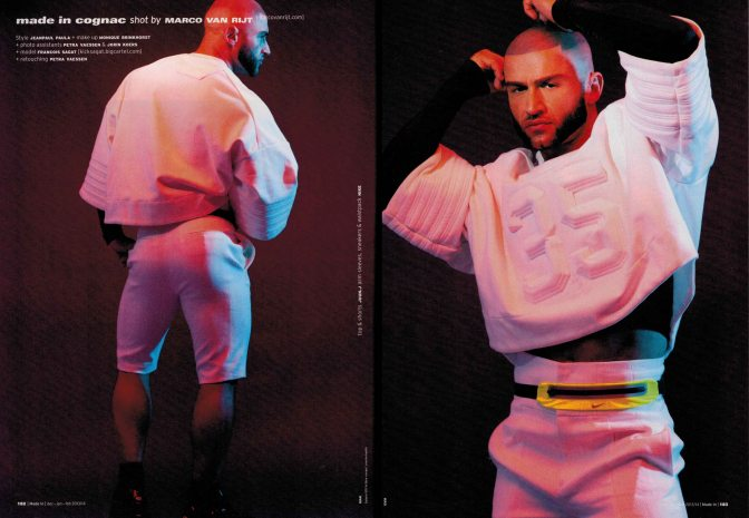 JUUN J x WAD Magazine