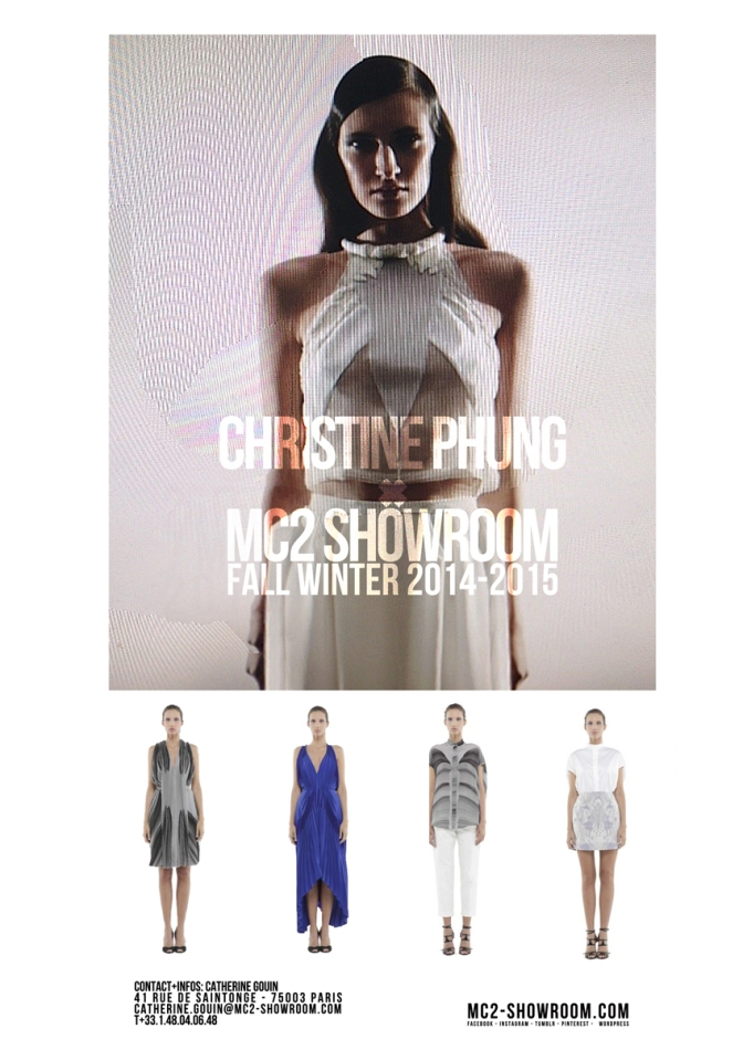 MC2 SHOWROOM X CHRISTINE PHUNG