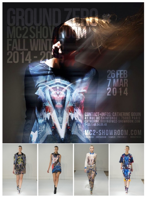 GROUND ZERO X MC2SHOWROOM