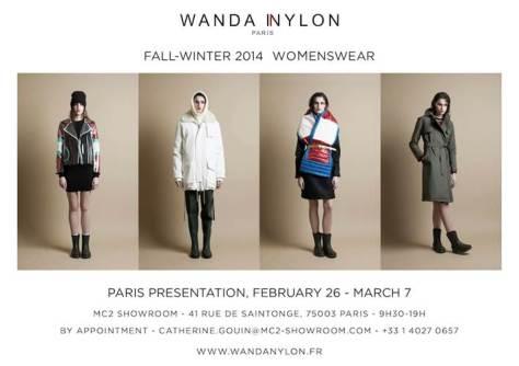 wanda nylon x mc2 showroom