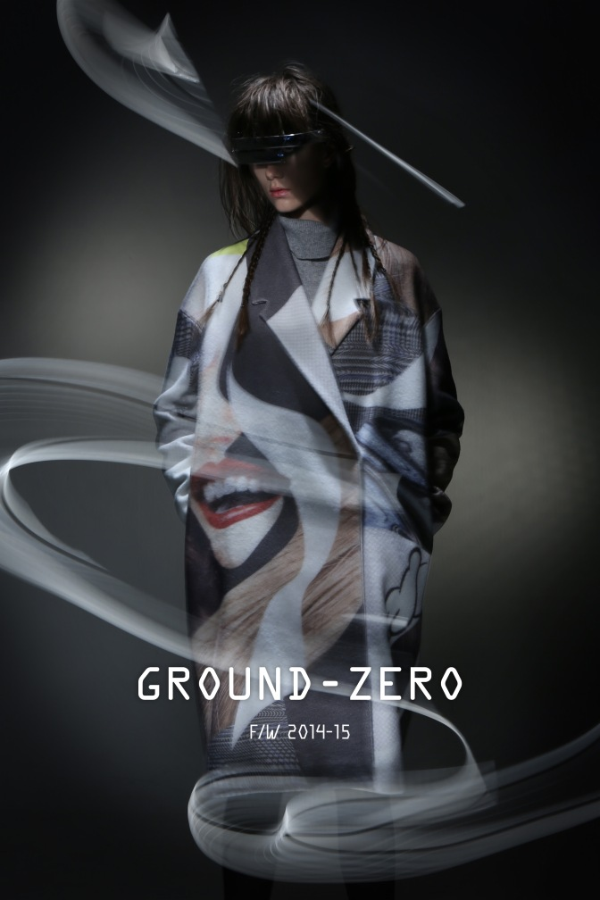 GROUND ZERO FALL WINTER 14-15 LOOKBOOK