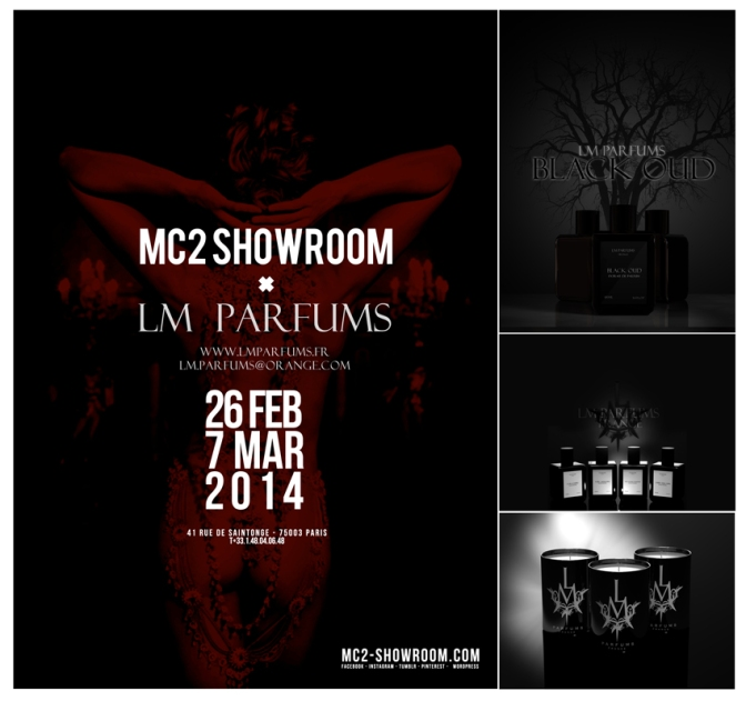 MC2 SHOWROOM X LM PARFUMS