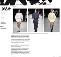 MC2 SHOWROOM x JUUN.J x DASH MAGAZINE
