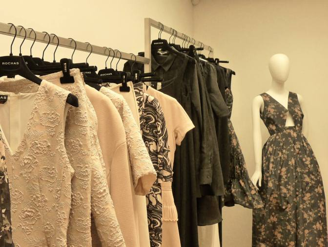 SS15 WOMEN'S PRE-COLLECTIONS AT OLG