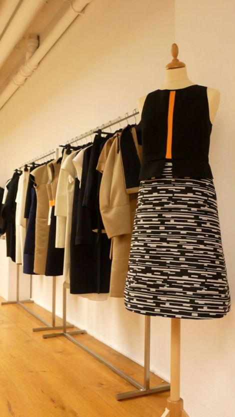JIL SANDER NAVY x MC2 SHOWROOM