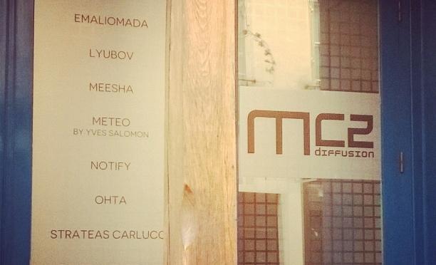 MC2 SHOWROOM FALL WINTER 2015 2016
